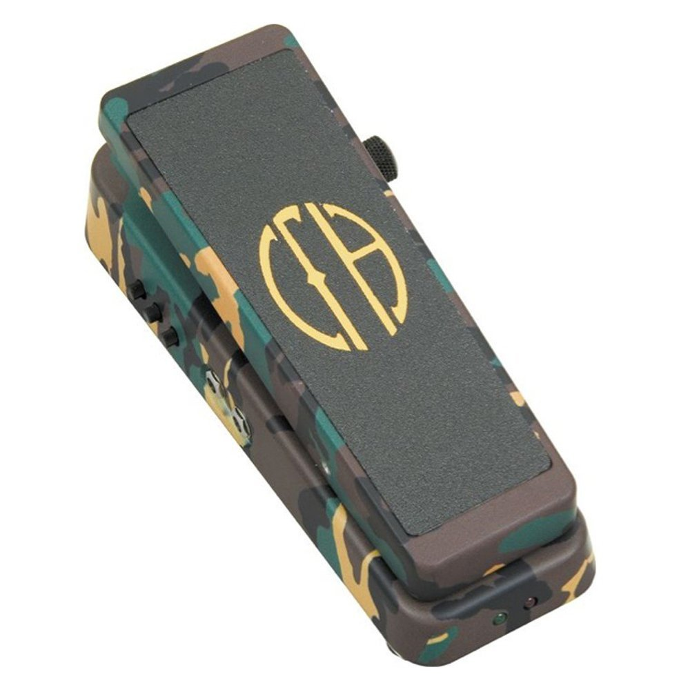The dimebag signature crybaby wah-wah pedal is probably the most versatile wah pedal in the world