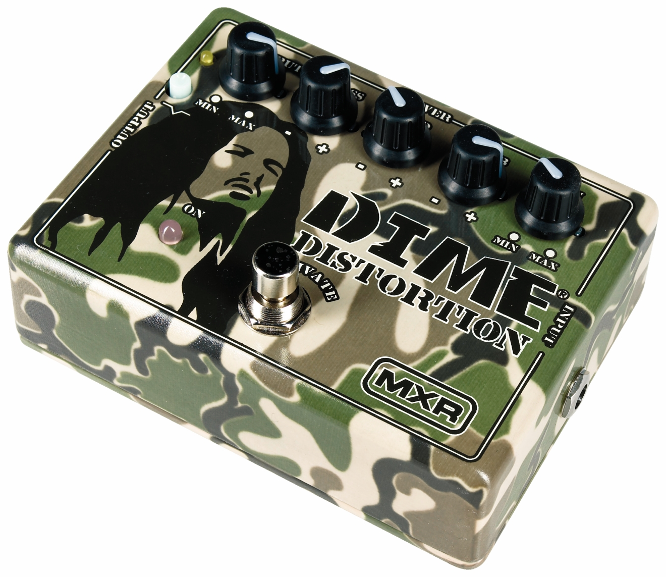 dimebag signature distortion pedal