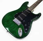 green-crescent-electric-guitar