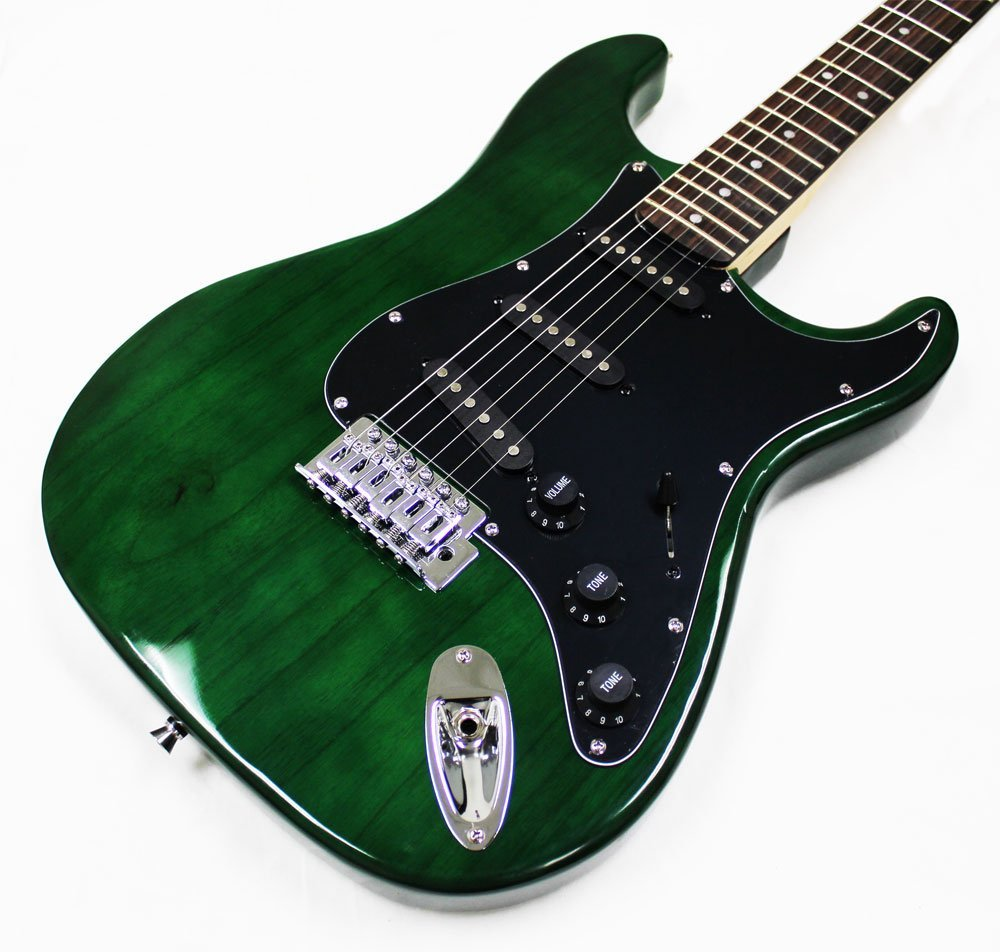 crescent electric guitar starter kit review