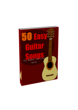 learn 50 easy guitar songs today!