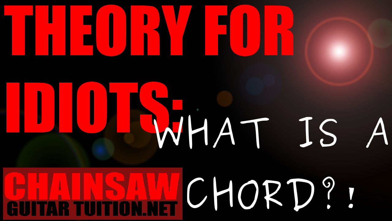 what is a chord? Learn beginner chord construction in this music theory lesson