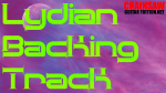 lydian-backing-track