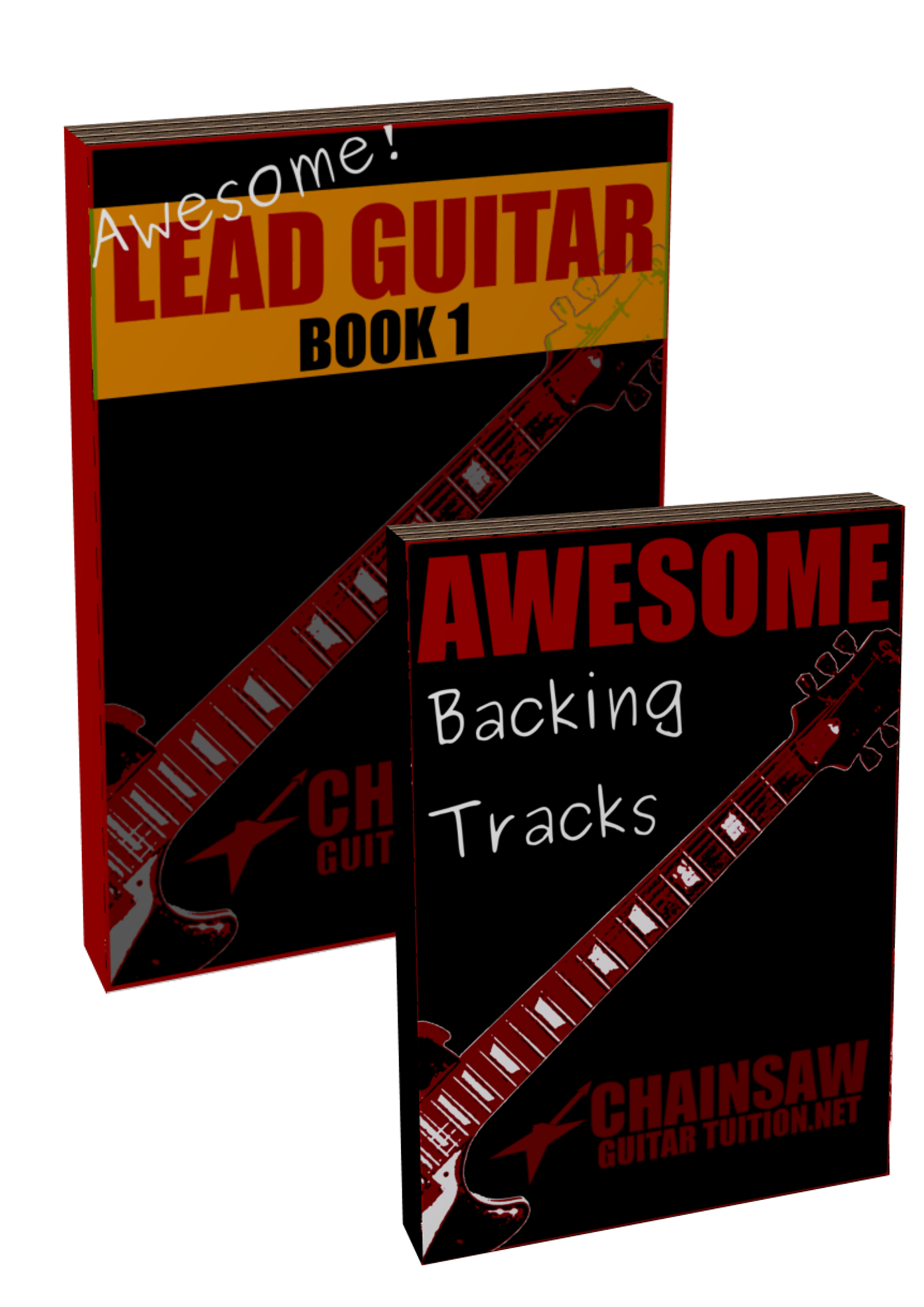 awesome lead guitar book 1 with backing track lessons